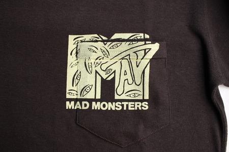 MAD MONSTER LOGO