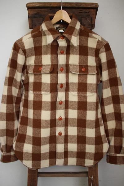 Buff. Plaid Camper's Shirt