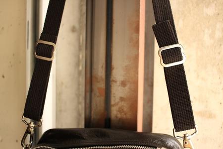 Leather Shoulder Pouch