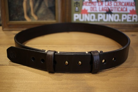 HAFLINGER SADDLE BELT