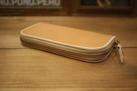 Saddle Leather Wallet