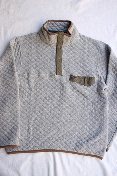 GREAT PLAINS QUILTED TEE (10)