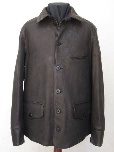 JOURNEYMAN WORK COAT
