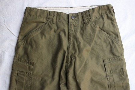 M65 Trousers Mod