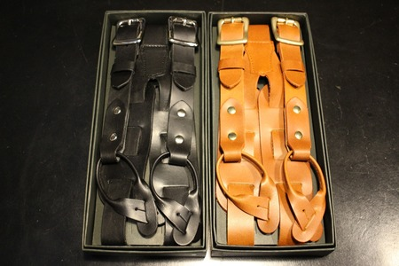 LEATHER BRACES