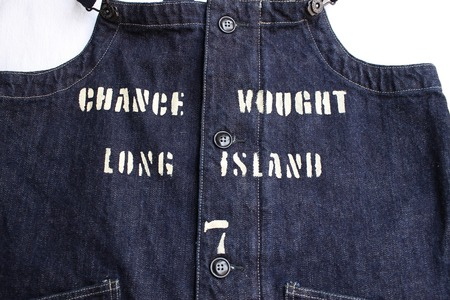 OLD MIDSHIPMEN'S BIB OVERALL