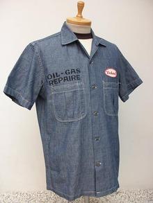 60's STYLE SERVICEMAN SHIRTS