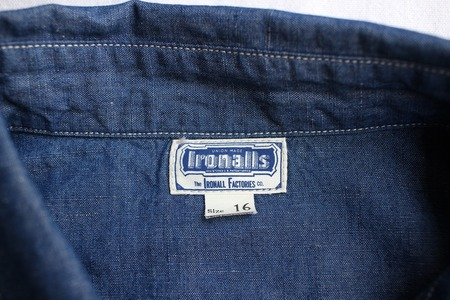 THE IRONALL SHORT SLEEVE WORK SHIRT (3)