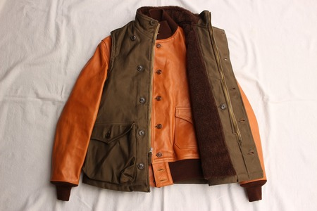 WINTER AVIATORS' VEST (17)