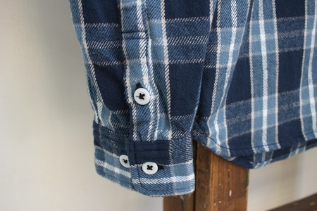 RICHMOND-BORO WORK SHIRT,FLANNEL