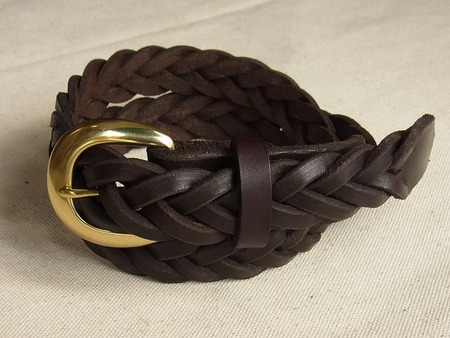 Tight Braided Belt