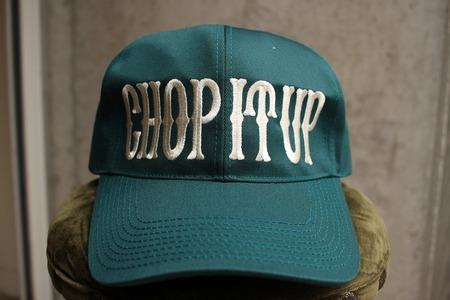SNAP BACK TRUCKER CAP