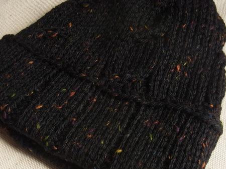 MERINO TWEED Knit Cap
