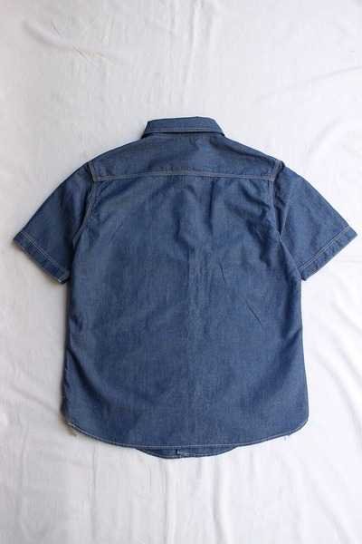 THE IRONALL SHORT SLEEVE WORK SHIRT (12)