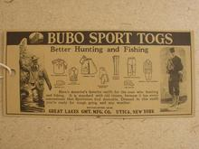 BUBO SPORT TOGS