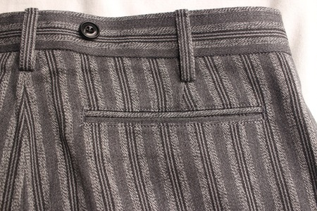 ORIGINAL STRIPE TWO PLEATED TROUSERS (11)