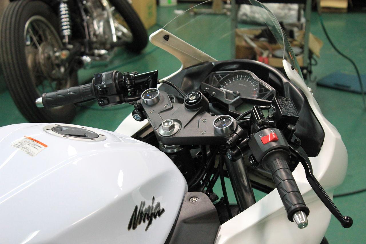 What clip-ons fit the Ninja 300? - Kawasaki Ninja 300 Forum