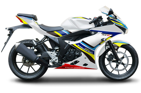 M18GSXR125-A-WH