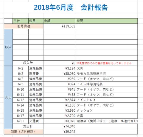 2018.06会計報告