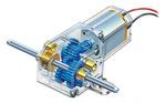 70188ミニモーター標準ギヤボックス(8速)
