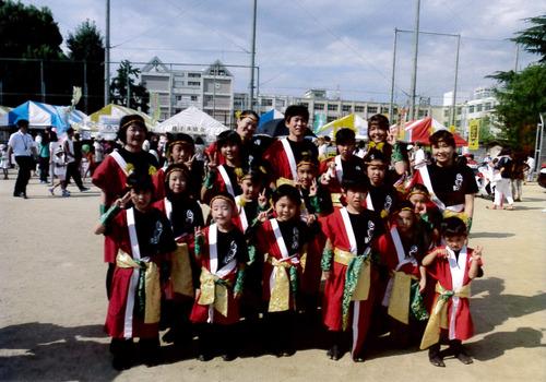 027 鴫野踊り隊 レッツシギンズ