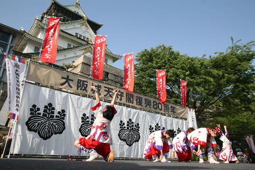 大阪城 653