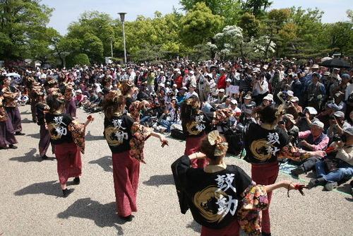 大阪城 101