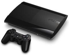 PS3 250GB チャコール・ブラック (4000B)