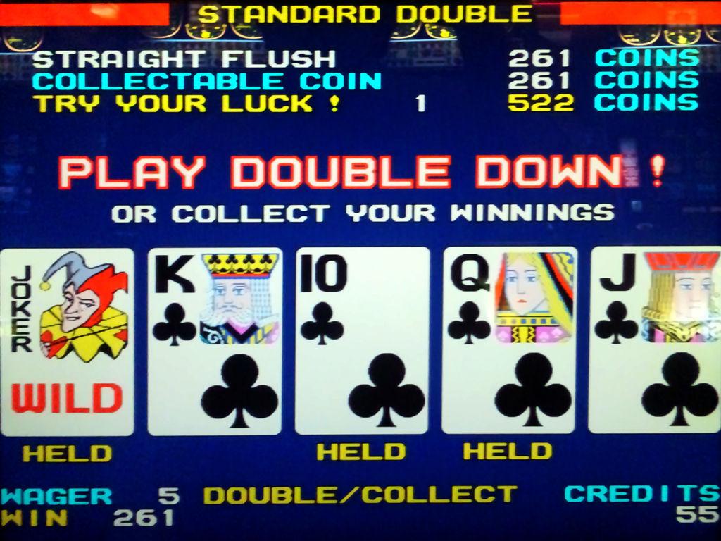 ロイヤル ストレート フラッシュ ポーカー