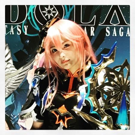 TOKYO GAME SHOW 2018 SEGAブース・イドラ(ららぴさん)BS