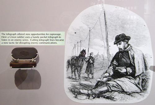 Telegraph&War