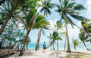 beach-enjoying