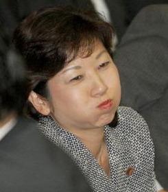 野田聖子議員