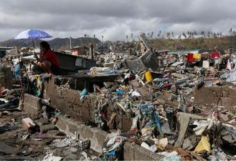 フィリピン_台風被害2