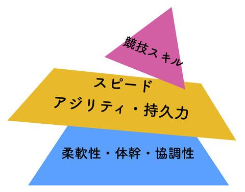 パフォーマンスピラミッド エラー