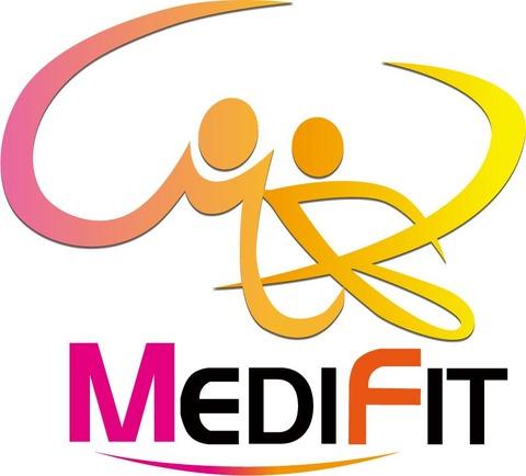 メディフィット ロゴ