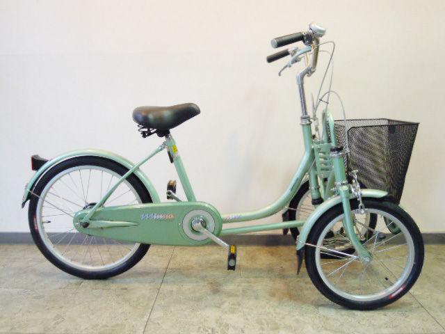 自転車の 自転車 三輪 前 : ... 三輪自転車ミンナ - livedoor Blog