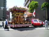 札幌祭り御輿