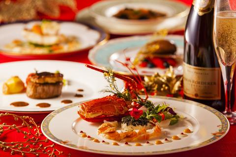 競馬で儲けてフランス料理フルコース