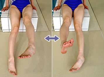 足首 を 柔らかく する