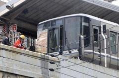 電車飛び込み、3人死傷 、乗客巻き添え 神戸市・中央区