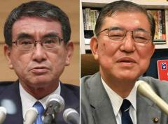 「河野・石破連合」で圧勝狙う 安倍・麻生氏と亀裂も 自民党総裁選