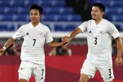 サッカーU-24日本代表、フランスに4ゴール完勝 3連勝でA組1位通過、ベスト8でNZと対戦