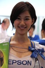 CERTEC JAPAN2014コンパニオン キャンギャル写真!!