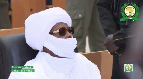 ハブレに終身刑―特別アフリカ法...