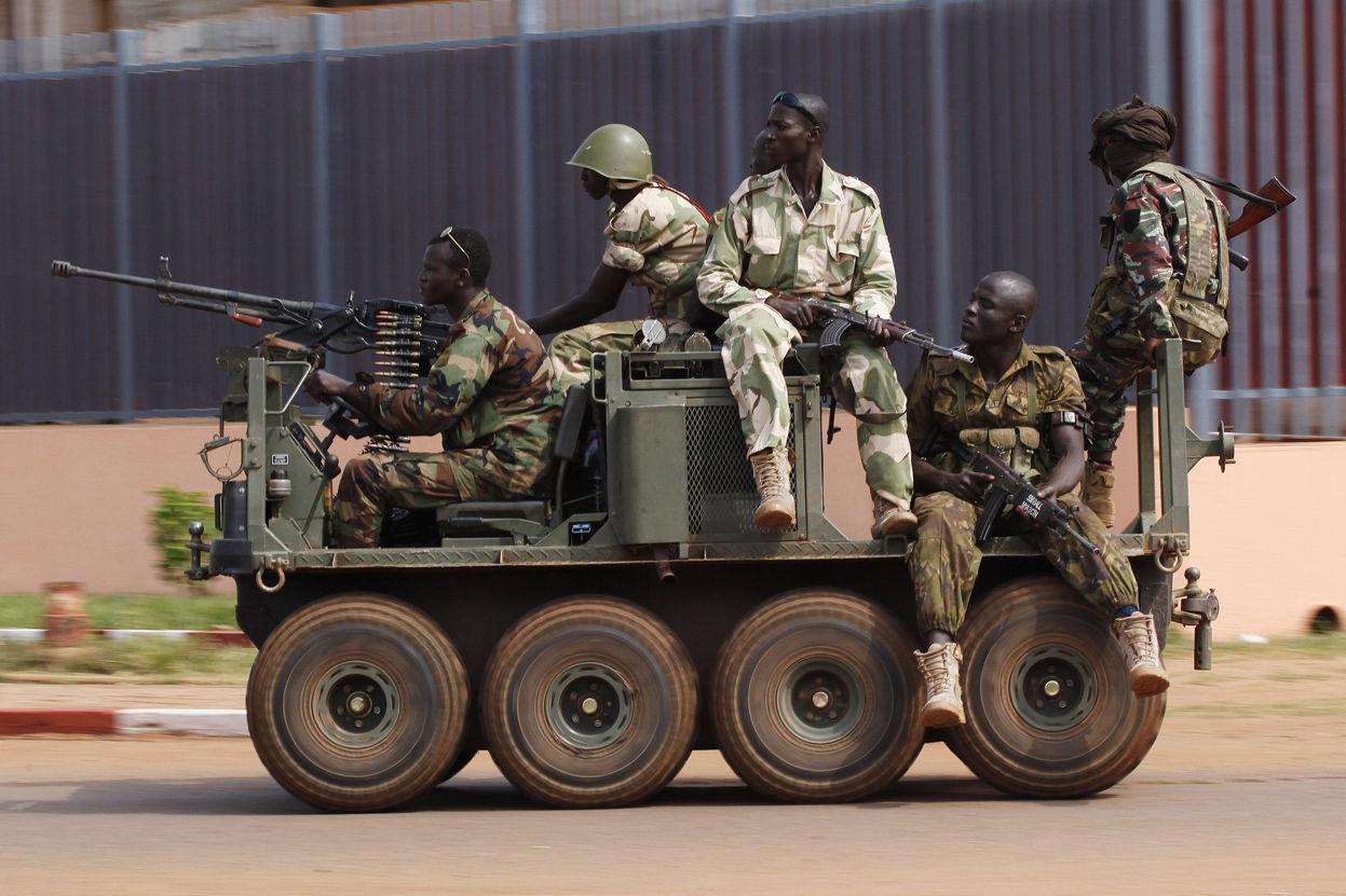 中央アフリカでの国内裁判の試みー特別刑事裁判所(SCC)設置 ...