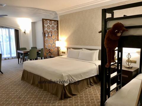 オーチャードRendezvousホテルシンガポール