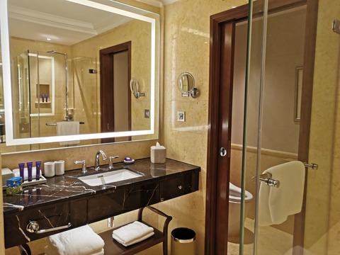 The Fullerton hotel 宿泊記 シンガポール