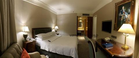 シェラトンタワーズホテル シンガポール