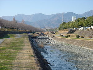 水無川-2